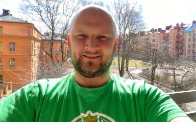 Röglesnack välkomnar Albin Bauer som ny skribent